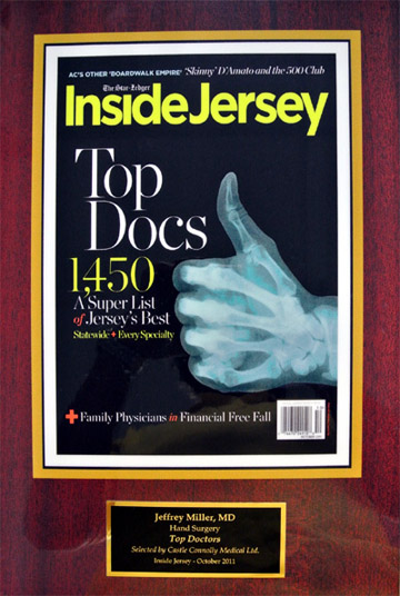 Top Doctor in NJ Award